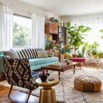 51+ Bohemian Chic Living Room Decor Ideas