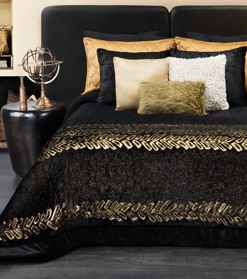 Black Bedroom Ideas, Inspiration For Master Bedroom Designs – Stylendesigns