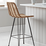 Kitchen Stools, Wooden Bar Stools, Kitchen Counter & Breakfast Bar Stools UK