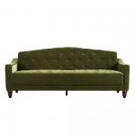 Novogratz Vintage Tufted Sofa Sleeper