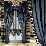 European American upscale Solid velvet  modern blackout curtains curtain E010  | eBay