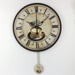 Here Is the Collection of Best 9 decorative wall clocks idea. You can also get a...