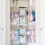 Build This Custom Nursery Closet for $100 - The Greenspring Home
