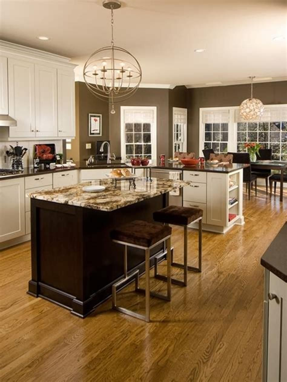 46 Most Popular Kitchen Color Schemes Trends 2019 – Craft Home Ideas