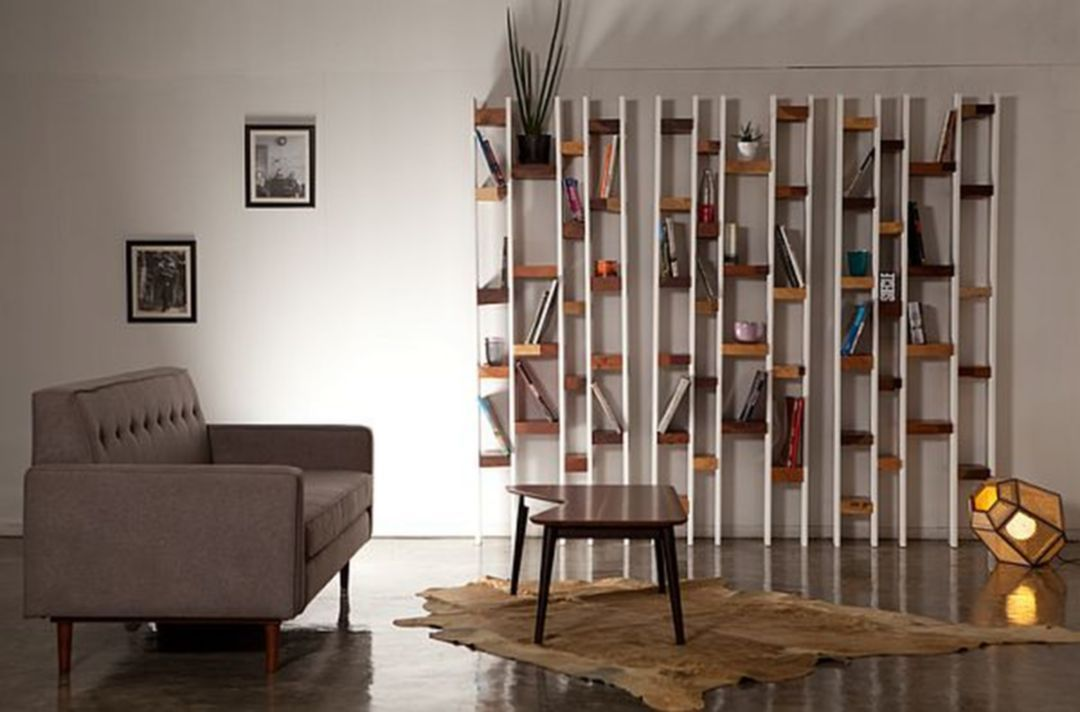 35 Awesome Modern Bookshelf Designs for the Trendy Home – DEXORATE
