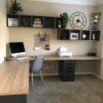 That desk design - Office Desk - Ideas of Office Desk #OfficeDesk -  That desk d...