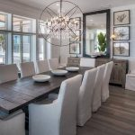100+ Lovely and Elegant Dining Room Chandelier Lighting Ideas