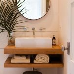 Floating Vanity Cabinetry-RAW Unfinished