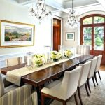 16 Simple Dining Table Decor Ideas To Make Your Dining Room Cozier