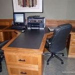2 person desks for home office - Bing images