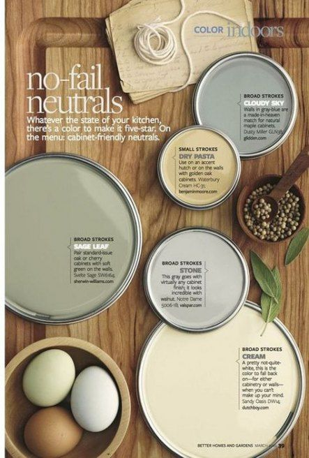 24+ Trendy Painting Kitchen Cabinets Cream Color Palettes