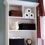 25 Clever Bathroom Storage Ideas