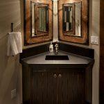 26 Impressive Ideas of Rustic Bathroom Vanity | Home Design Lover
