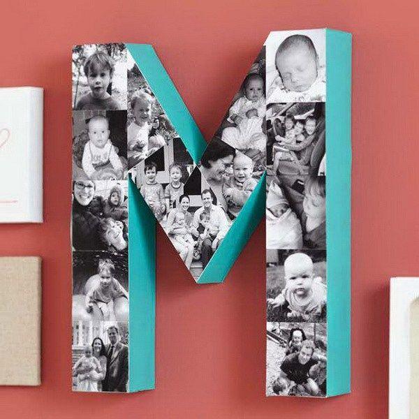 28 Creative Handmade Photo Crafts with Tutorials – For Creative Juice