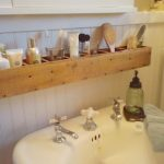 #29. Make storage slots above the sink for extra storage and convenience! | 29 S...