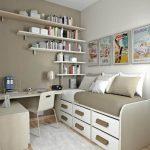 30 Clever Space-Saving Design Ideas For Small Homes -DesignBump