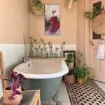 30+ Great Small Bathroom with Bathtub Design Ideas You Will Love Isabellestyle Blog