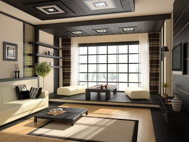 31+ Awesome Modern Japanese Living Room Ideas – Mylittlethink.com