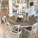 34 Inspiring Round Pedestal Dining Table Design Ideas For Your Dining Room