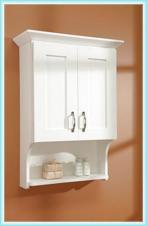 35 Bathroom Wall Storage Cabinets Ideas – Go DIY Home