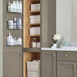 35 Good Small Bathroom Storage Organization Ideas