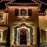 35 Stunning Christmas Lights Decor Ideas On House Exterior