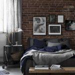 36+ Confortable Master Bedroom Brick Wall Decoration Ideas