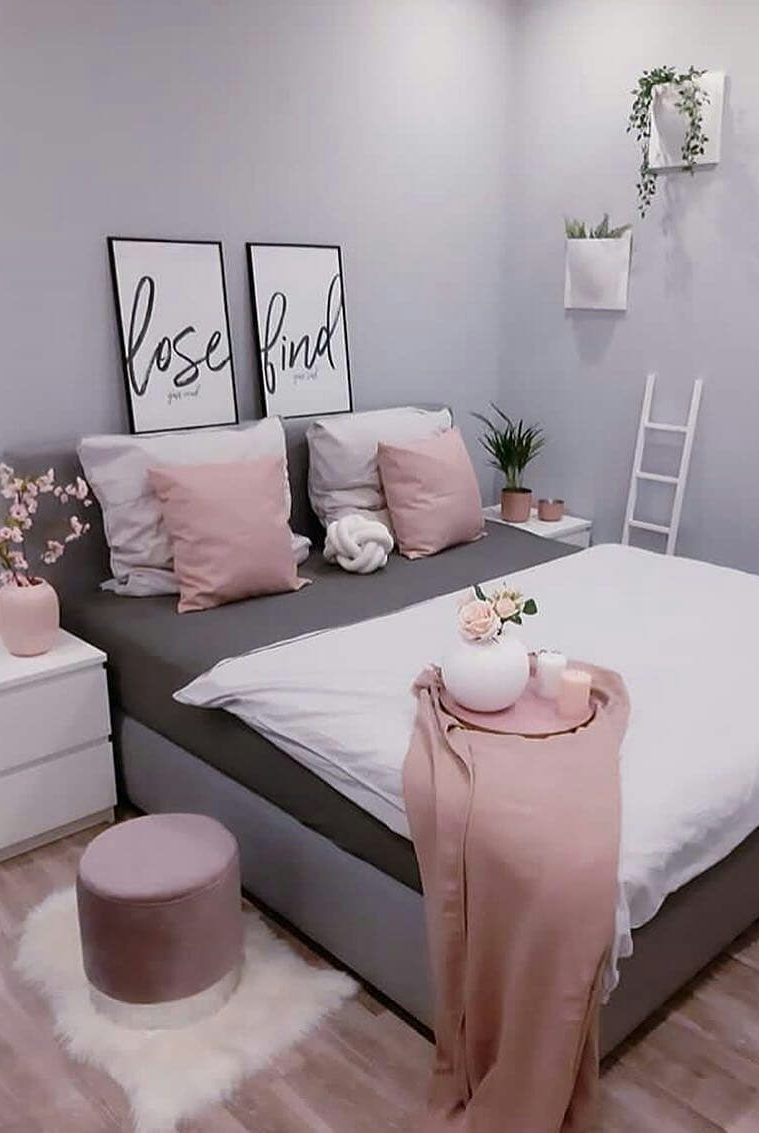 43+ Small and Cute Bedroom Designs and Ideas for This Year – Womensays.com Women Blog