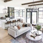 44 Inspiring Modern Open Living Room Design Ideas - Trendehouse
