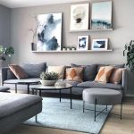 45 Simple and modern living space design for calm people