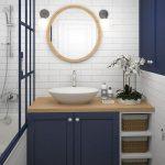 46 stunning small bathroom makeover ideas 22 - https://pickndecor.com/interior