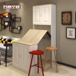 47 Fabulous Folding Wall Table Ideas That Saving Space