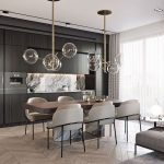 48+ Beautiful And Affordable Dining Room Decoration Ideas