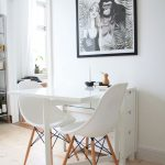 5 Ways to Create Small Space Dining Areas - The Everygirl