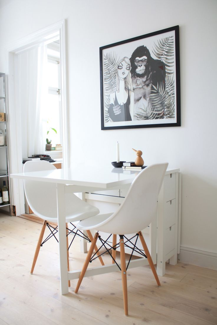 5 Ways to Create Small Space Dining Areas – The Everygirl