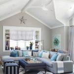 51+ Beach Coastal Living Room Decor Ideas
