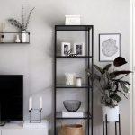 51 brilliant solution small apartment living room decor ideas and remodel 51 - https://pickndecor.com/interior
