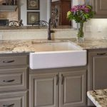 54+ Trendy Painting Kitchen Cabinets Dark Brown Gray Walls