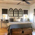 56 Modern Farmhouse Bedroom Ideas - Gladecor.com