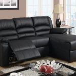 6 Types of Small Sectional Sofas for Small Spaces  2019  Small recliner sectiona...