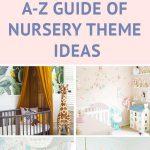 62 nursery themes: An A to Z guide of nursery theme ideas  Planning your nursery...