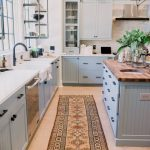 65 Beautiful Modern Farmhouse Kitchen Design Ideas for Your Dream House - decori...