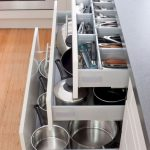 70 Modern Farmhouse Kitchen Cabinet Makeover Design Ideas - HomeSpecially