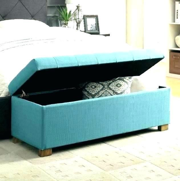 88 Bed Bench With Storage