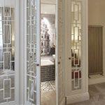 9 Door Wardrobe With Amazing Walk Through Design In South Kensington, London