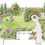 A Backyard for Entertaining Landscape Plan