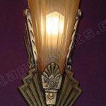 Art Deco lighting fixtures | Pictures of Art Deco Wall
