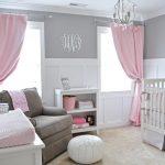 Ava's Sweet Gray and Pink Nursery - Project Nursery