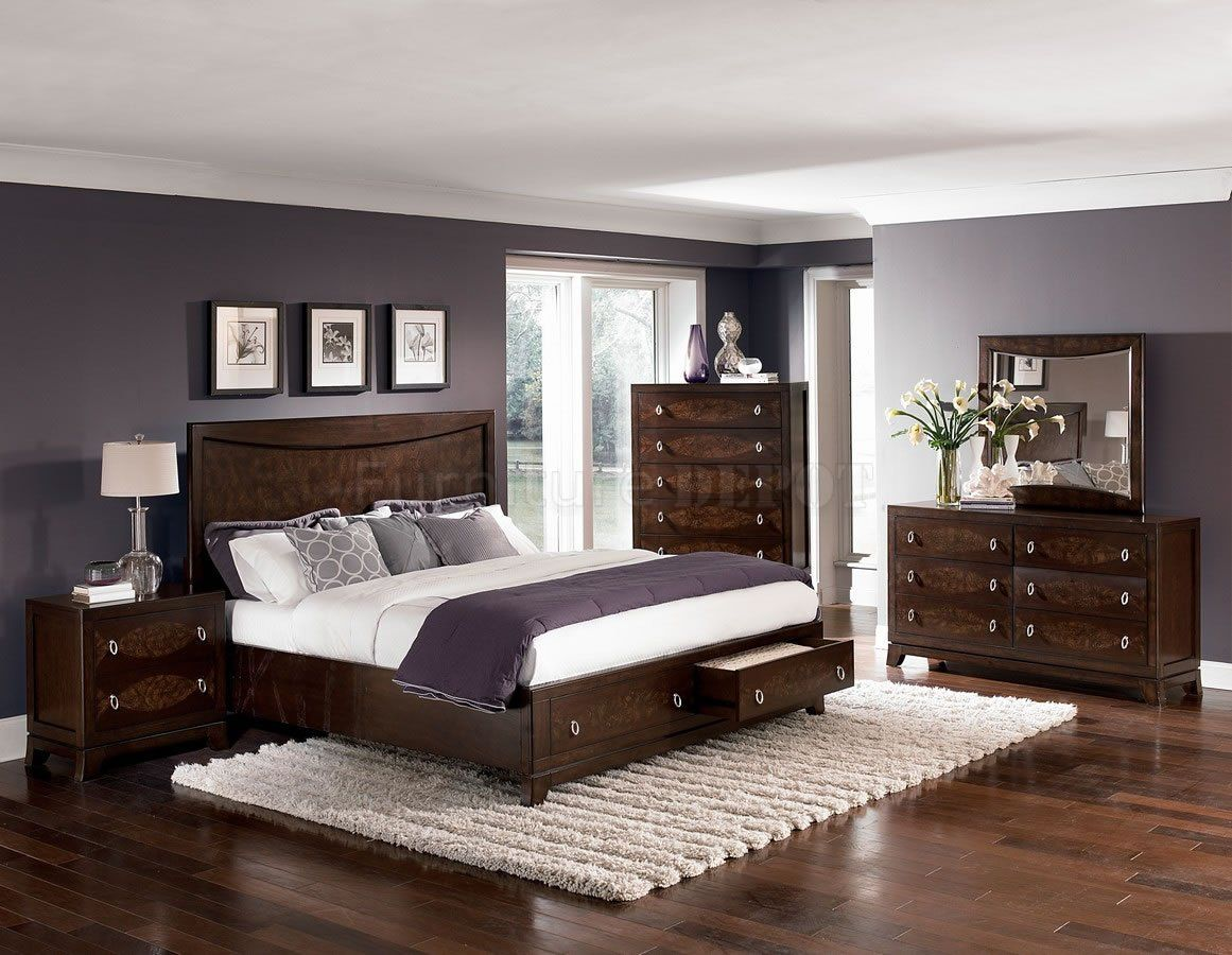 Bedroom Paint Colors With Cherry Furniture – HOME DELIGHTFUL