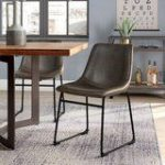 Bertha Upholstered Dining Chair Set of 2